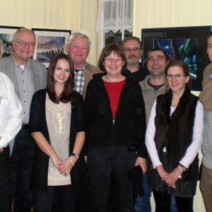 Vorstand Ortsverein 2012