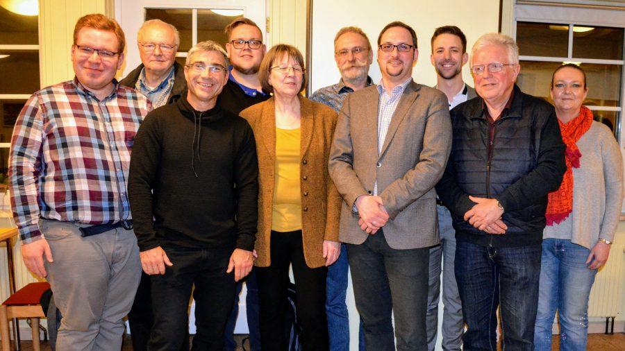 SPD Vorstand 2019 - 2021